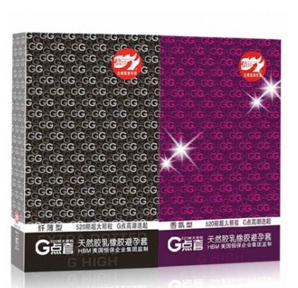 浮点颗粒-倍力乐-倍力乐 大颗粒超薄G点避孕套 中号 10只装