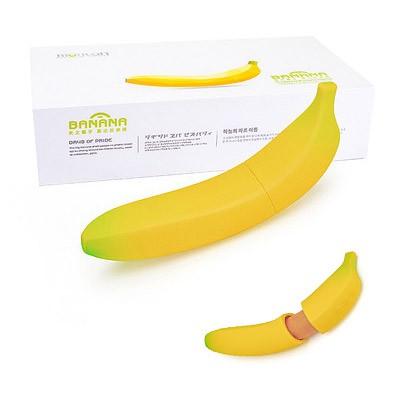 仿真阳具--天之蕉子震动棒 香蕉仿真阳具
